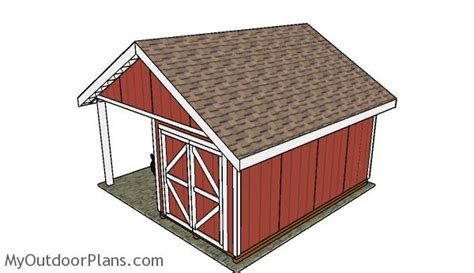 shed with porch plans free shed with porch roof plans myoutdoorplans free