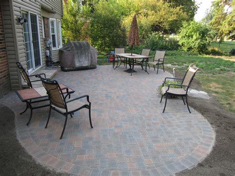 cheap patio paver ideas paver patio ideas from concrete that make attractive looks