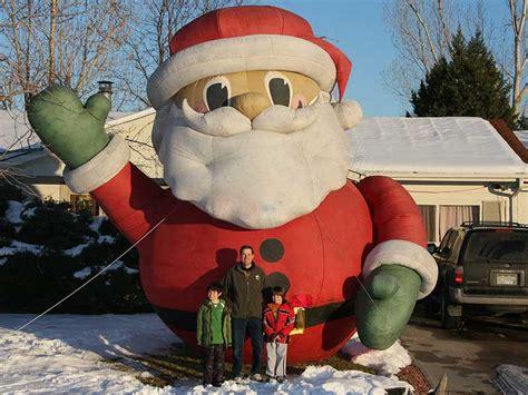 large santa 2012