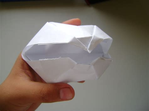 origami puppets origami puppet