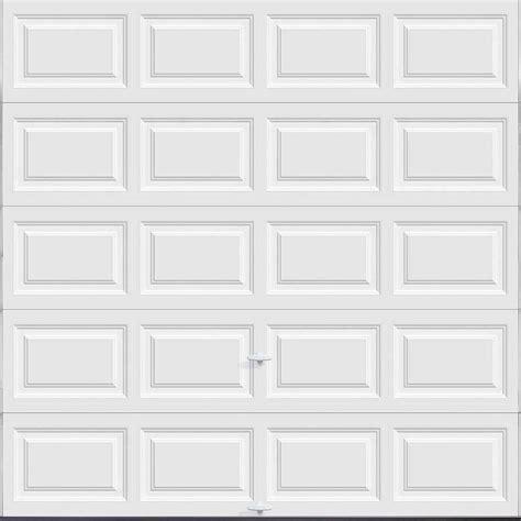 7 foot garage door clopay premium series 8 ft x 7 ft 6 5 r value insulated