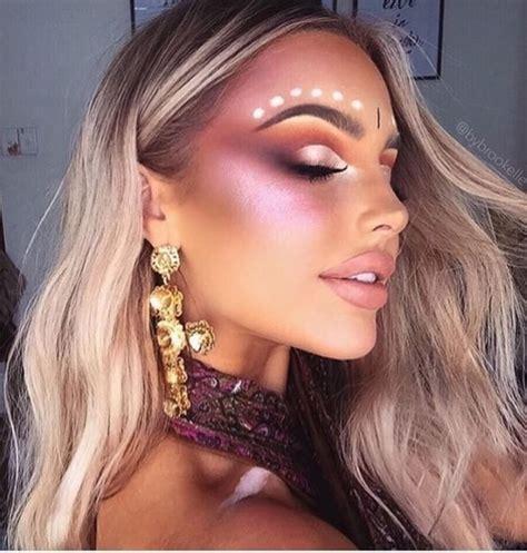 makeup festival festival makeup inspiration and the basics