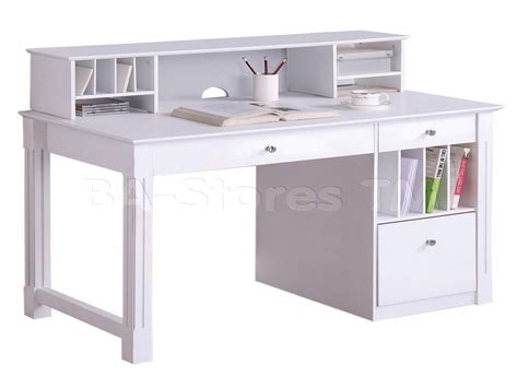 white corner desk hutch white l shaped desk with hutch 28 images white corner
