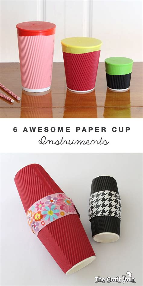 musical instrument craft for best 25 instrument craft ideas on