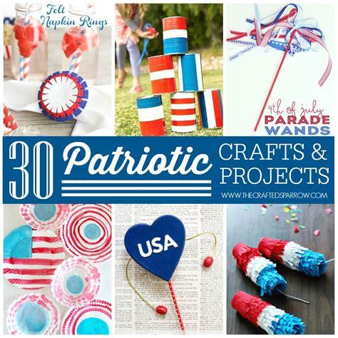patriotic crafts for 30 patriotic crafts projects