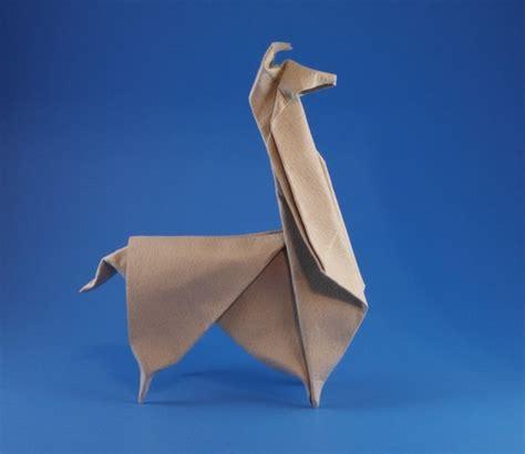 origami llama origami llamas gilad s origami page