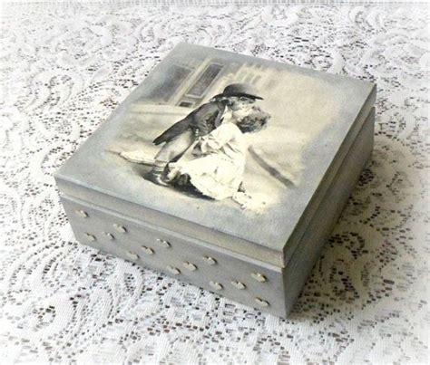 decoupage memory box 17 best ideas about decoupage box on shabby