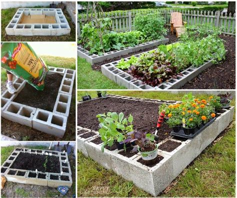 Garden Diy Diy Raised Garden Bed Pictures Photos And Images For