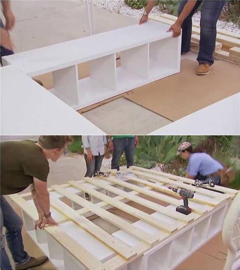build platform bed best 25 diy platform bed ideas on diy