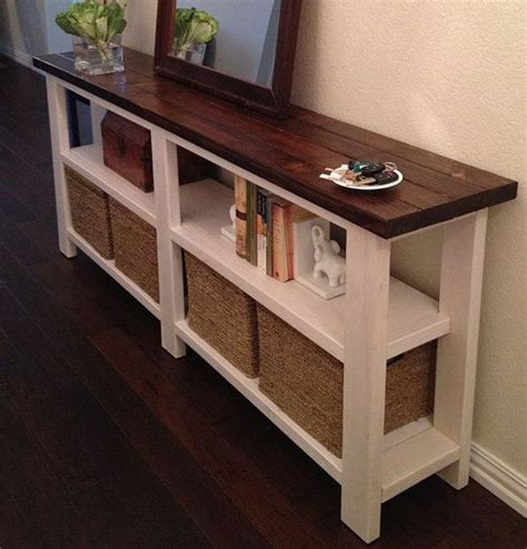 pictures of sofa tables 25 best ideas about rustic sofa tables on