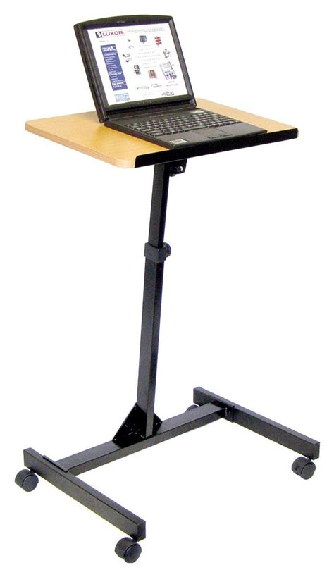 computer stand for desk adjustable height laptop computer stand tilting surface