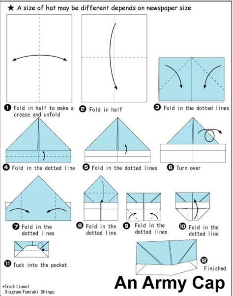 how to make an origami hat 25 best ideas about paper hats on paper hat