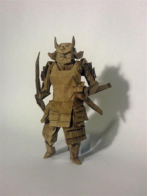 Amazing Origami Models From Japanese Culture And Mythology