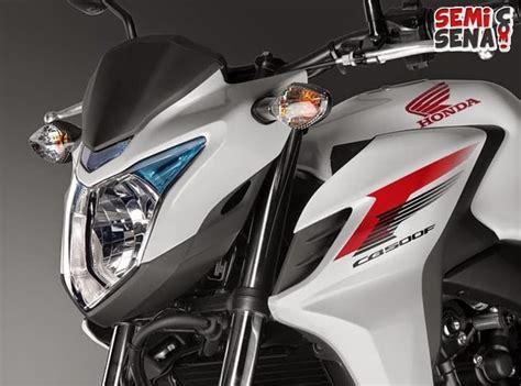 Pcx 2018 Semisena by Harga Honda Cb500f Review Spesifikasi Gambar Oktober