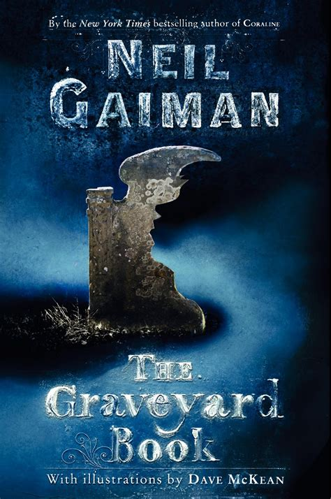 Awesome Books The Graveyard Book By Neil Gaiman