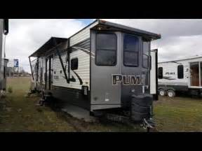 2 bedroom trailer 2017 39bht 2 bedroom park model trailer c out rv
