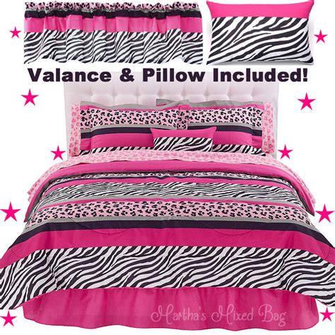 pink and zebra comforter set pink and zebra bedding sets pink zebra print bedding set