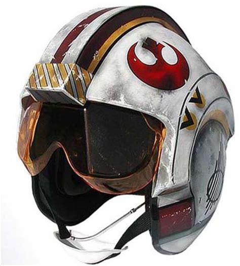 Motorradhelm Star Wars by Fan Made X Y Wing Fighter Pilot Helmets