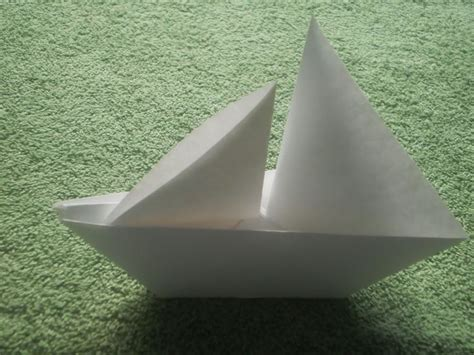 origami sail boat 17 best ideas about origami boat on paper