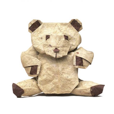 origami teddy 43 best marc kirschenbaum s origami images on