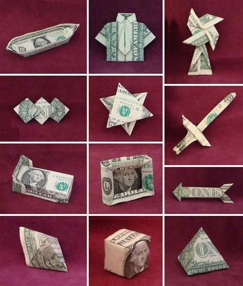 how to make an origami out of money dollar bill origami money origami