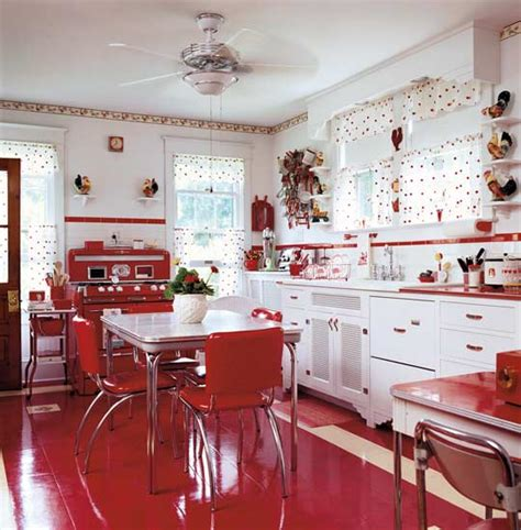 Kitchen Sink Bowl Plastic by Remake This Room With Ruby Lane Retro Red Kitchen Ruby