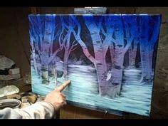 On Paintings On Bob Ross Bob Ross