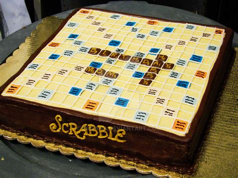 Related Keywords Suggestions For Scrabble Cakes