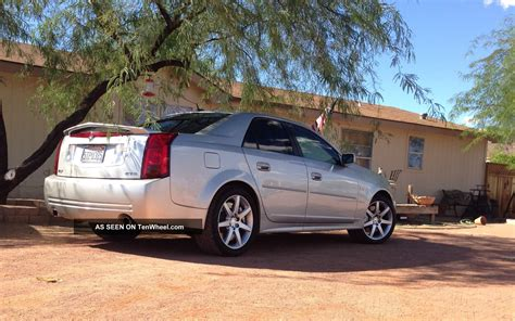 Cts Cadillac 2005 by 2005 Cadillac Cts V