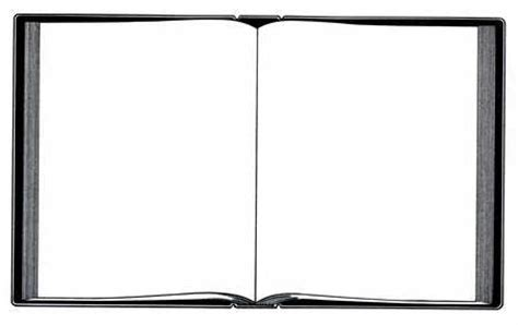 picture of an open book with blank pages best photos of blank open book coloring page open book