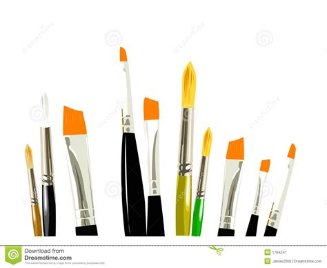 5 brushes free 画笔