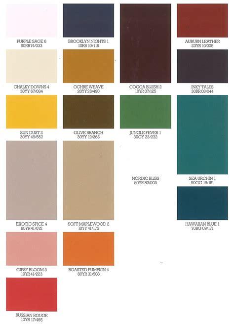 paint colors dulux dulux releases its new autumn paint colours kitchens
