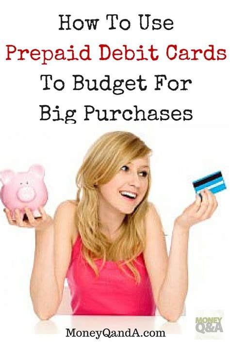 how to make purchases with a debit card use prepaid debit cards to budget for big purchases