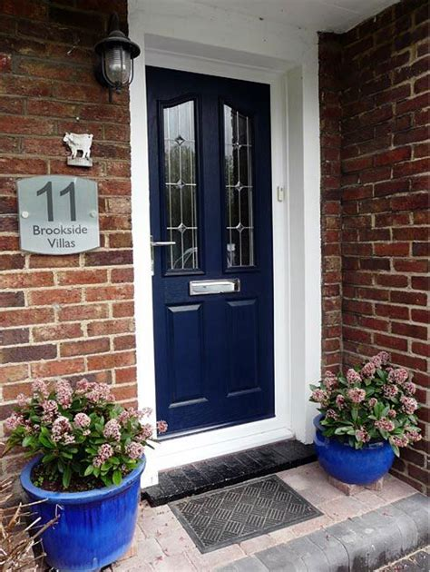 navy blue front doors 17 best ideas about navy front doors on kick
