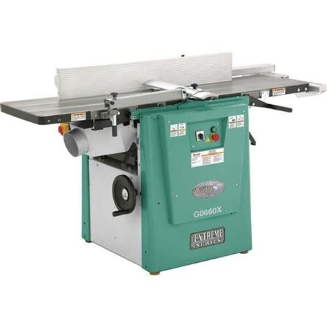 woodworking jointer reviews review grizzly 16 g0660x jointer planer combo by
