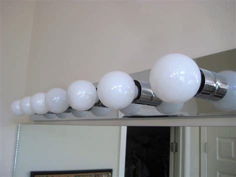 light bulbs bathroom interior led bathroom vanity light fixture deco