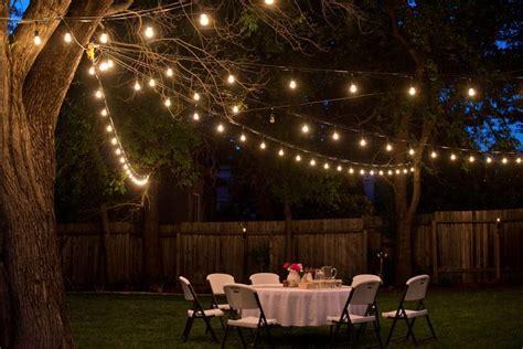 lights for backyard how to set up fabulous lighting for your backyard cedar
