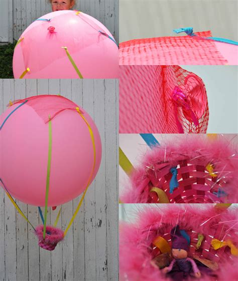 balloon crafts for bookhoucraftprojects project 84 air balloon
