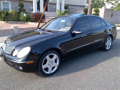 2003 Mercedes E320 by 2003 Mercedes E320 With Amg Wheels 9500 Mbworld