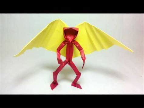 how to make a origami with wings origami s wings by jo nakashima