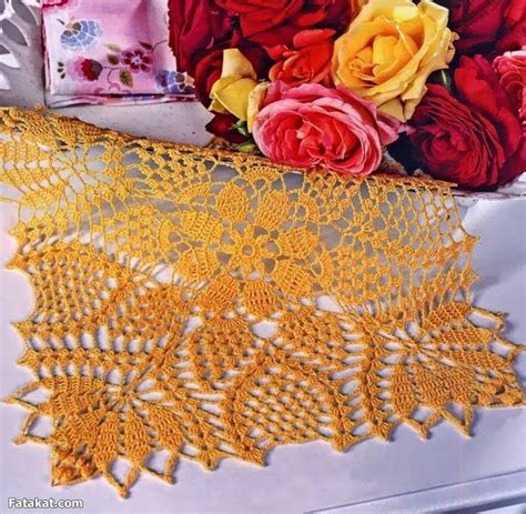 free knitted table runner patterns free crochet table runner patterns 154 knitting