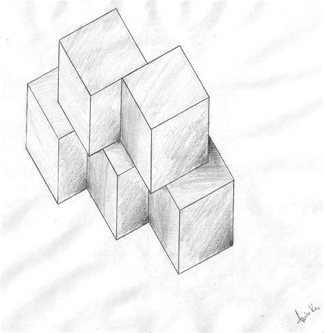 drawings of axonometric drawings