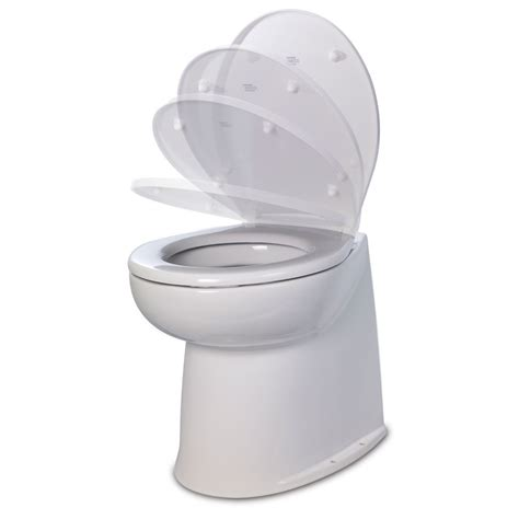 Jabsco Deluxe Toilet by Jabsco 17 Quot Deluxe Flush Fresh Water Electric Toilet With