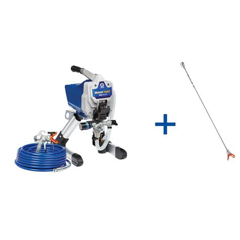 graco paint sprayers home depot graco tc pro cordless airless paint sprayer 17n166 the
