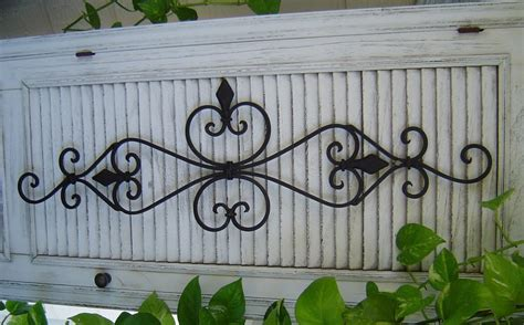 garden wall decor wrought iron outdoor wrought iron wall decor tedx decors the