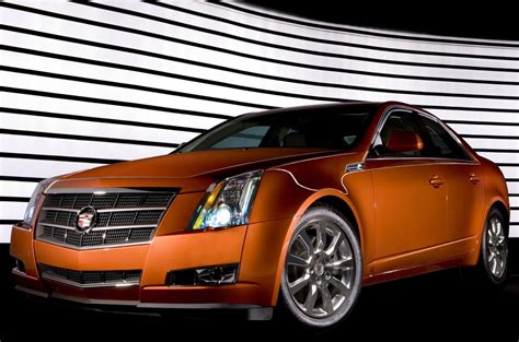 2008 Cadillac Cts Review 2008 cadillac cts review top speed