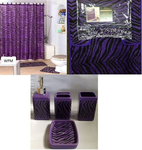 zebra bathroom rugs zebra print bathroom rug set house decor ideas