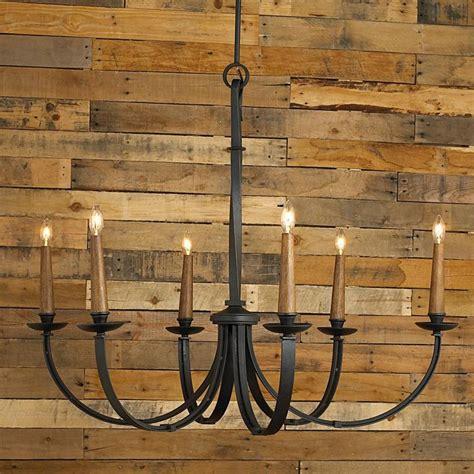 rustic wrought iron chandeliers rustic iron chandelier lighting home lighting design ideas