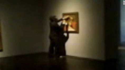 picasso paintings houston charged with vandalizing picasso masterpiece cnn