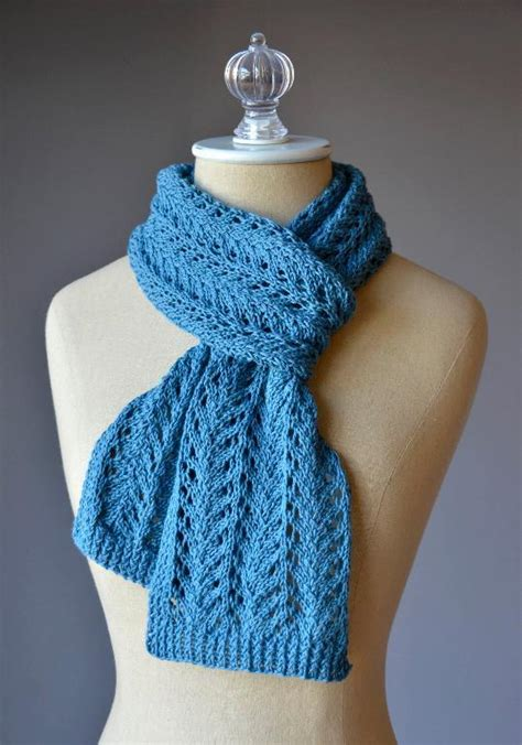 lace scarf patterns knitted free 9 fantastic free knitted lace scarf patterns